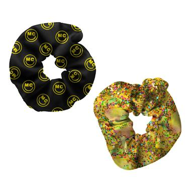 Miley Cyrus MC Scrunchie Set