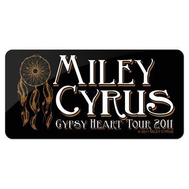 Miley Cyrus Dream Catcher Sticker