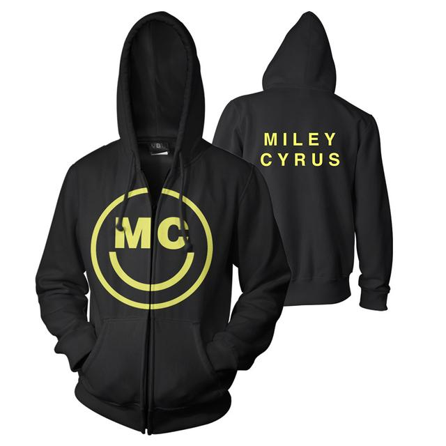 Miley Cyrus MC Smile Hoody