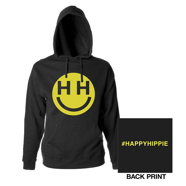 Miley Cyrus Happy Hippie Foundation Pullover Hoodie