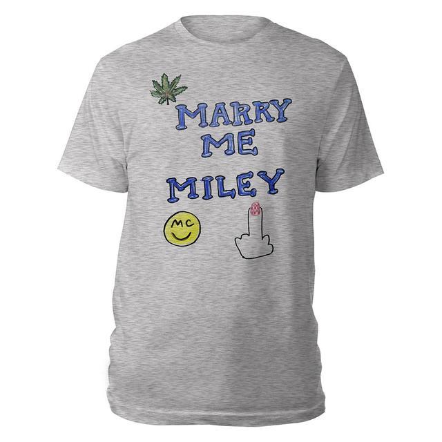 Miley Cyrus Marry Me Miley Tee