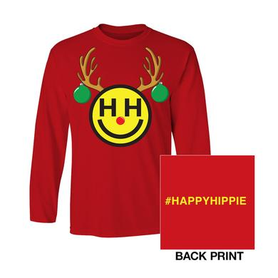 Miley Cyrus Happy Hippie Holiday Tee