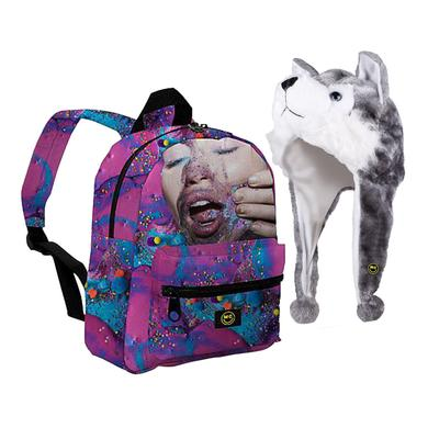 Miley Cyrus Backpack & FREE Hood Bundle