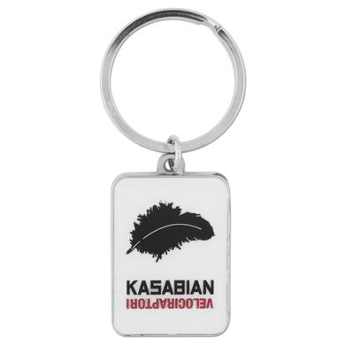 Kasabian Forgotten Metal Keychain