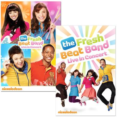 Fresh Beat Band Poster