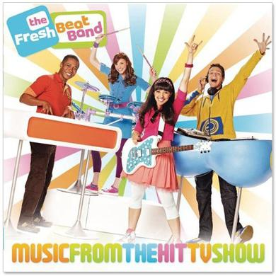 Fresh Beat Band - Music From The Hit TV Show CD