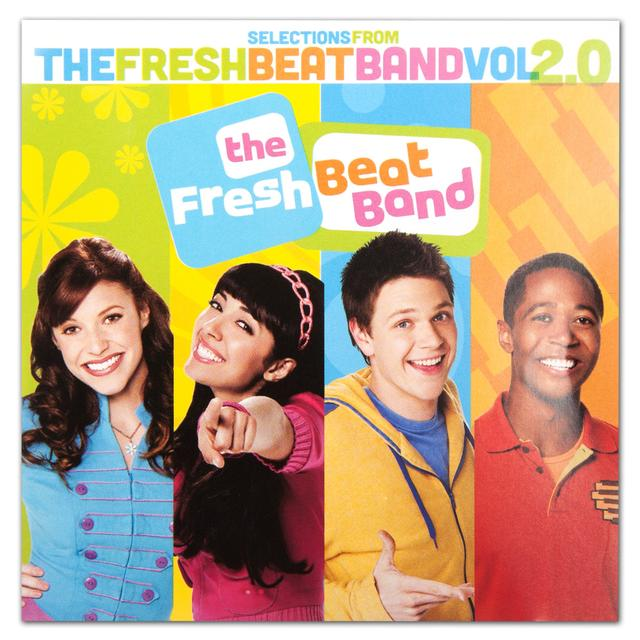 Fresh Beat Band More Music From The Hit TV Show CD Vol. 2 EP