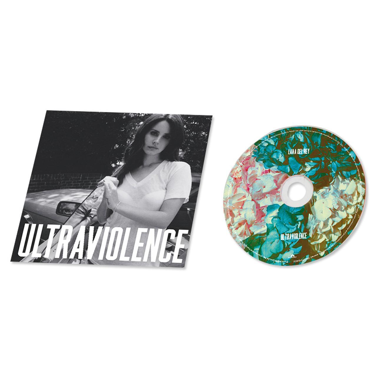 Lana Del Rey Ultraviolence Box Set