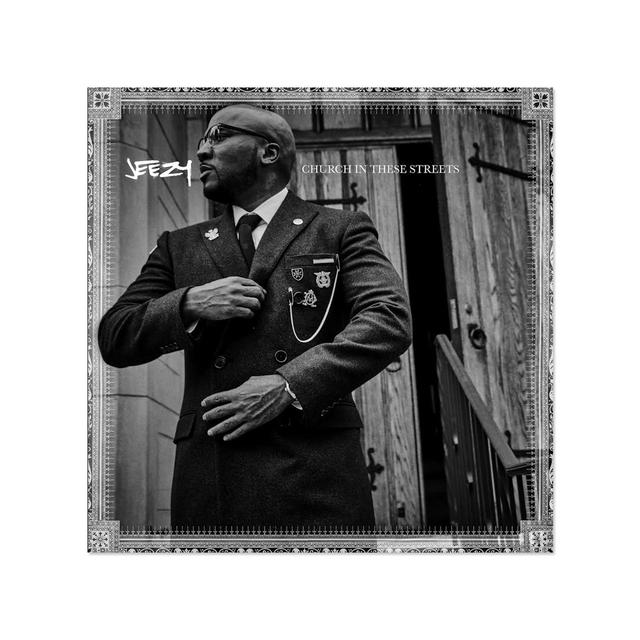 Jeezy - Church In These Streets (Explicit) CD