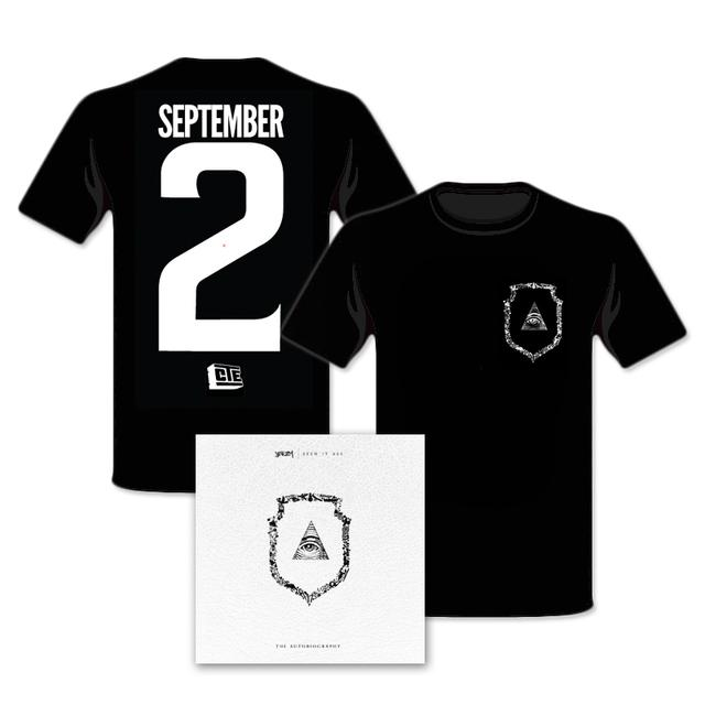 Jeezy Seen It All Deluxe CD/T-Shirt Bundle