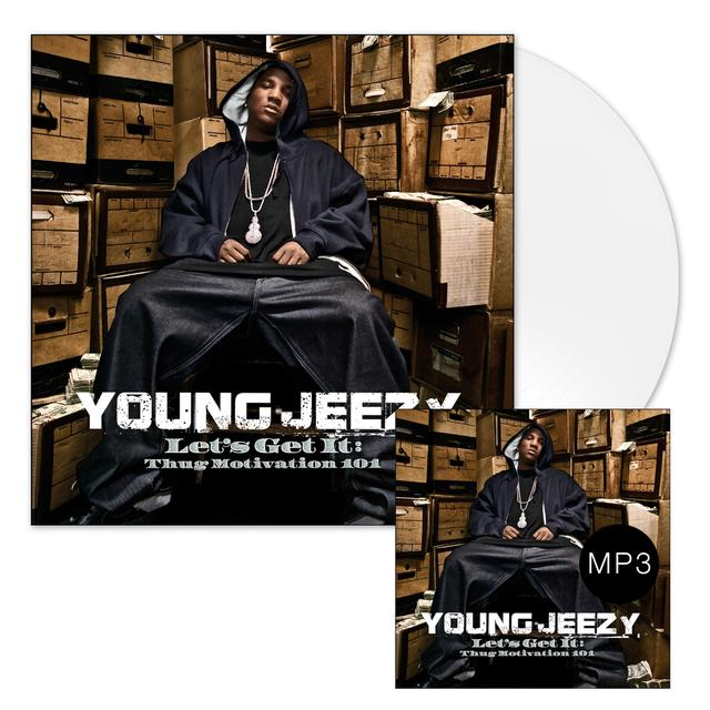 Jeezy - Let's Get It: Thug Motivation 101 LP + Digital Album (Vinyl)
