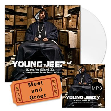 Jeezy - Let's Get It: Thug Motivation 101 LP + Digital Album + M&G (Vinyl)