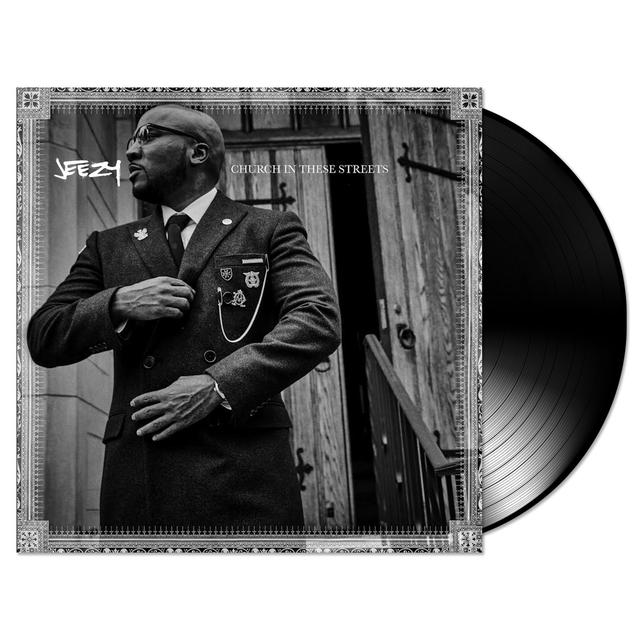 Jeezy – Church In These Streets LP  (Vinyl)