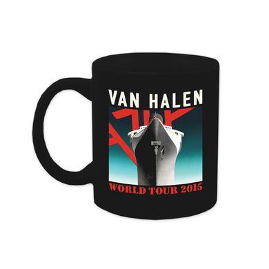 Van Halen World Tour 2015 Ship Mug