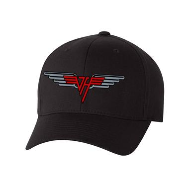 Van Halen Wings Logo Hat