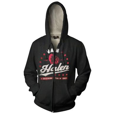 Van Halen A Different Kind Of Truth Zip Hoodie