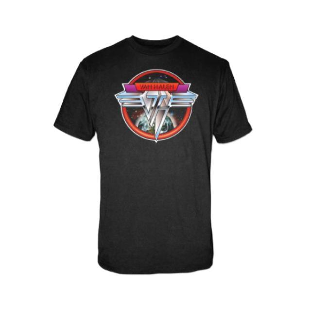 Van Halen Band Logo Tee