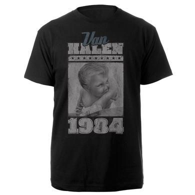 Van Halen Vintage 1984 Album Tee