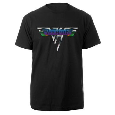 Van Halen 1978 Logo Tee