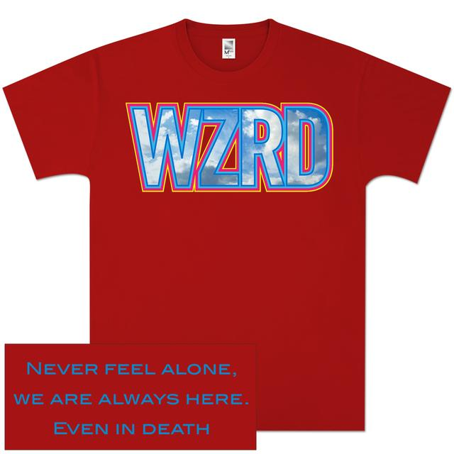 WZRD Red Logo T-Shirt