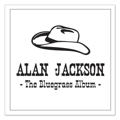 Alan Jackson - The Bluegrass Album CD