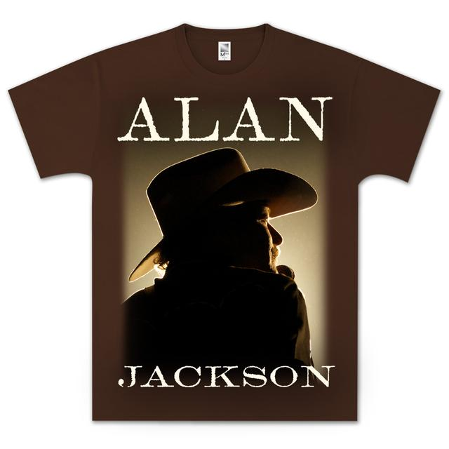 Alan Jackson Silhouette T-Shirt