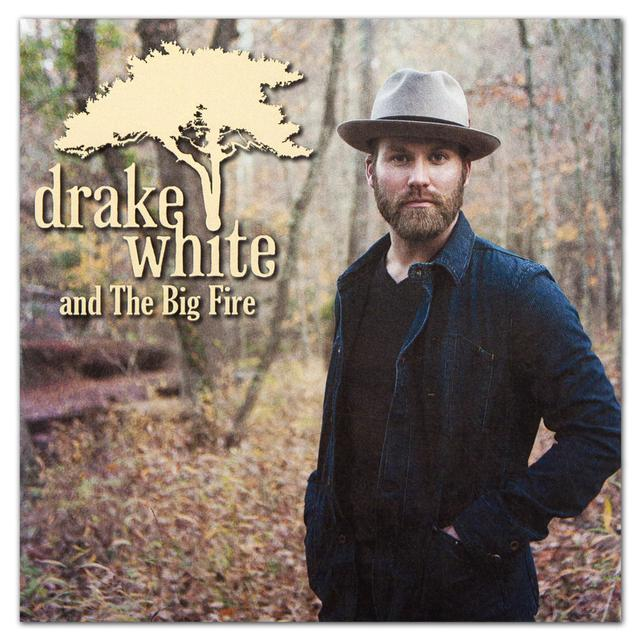Drake White and the Big Fire CD Sampler