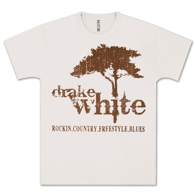 Drake White Logo T-Shirt