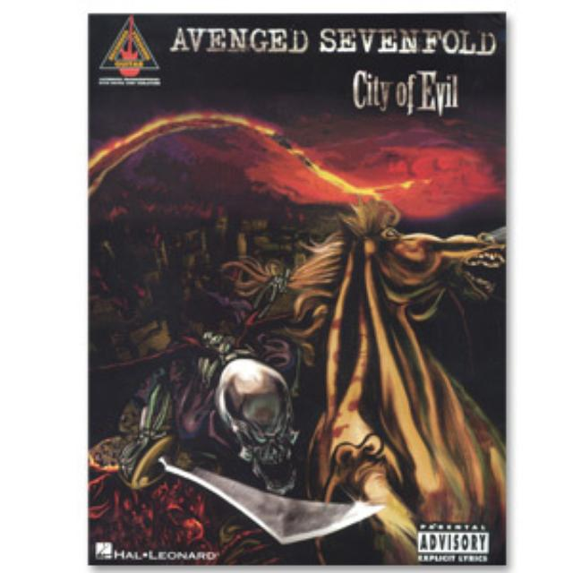 Avenged Sevenfold - City of Evil Guitar Songbook
