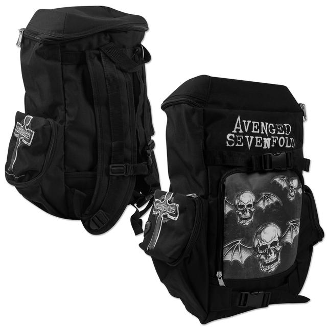 Avenged Sevenfold Deathbat Backpack