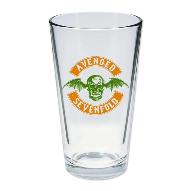 Avenged Sevenfold St. Patty's Day Pint Glass