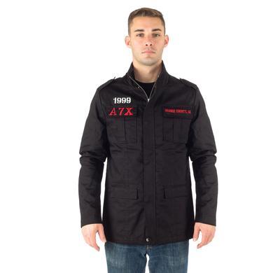 Avenged Sevenfold Moto Seal Military Jacket