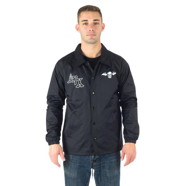 Avenged Sevenfold Dead Head Windbreaker