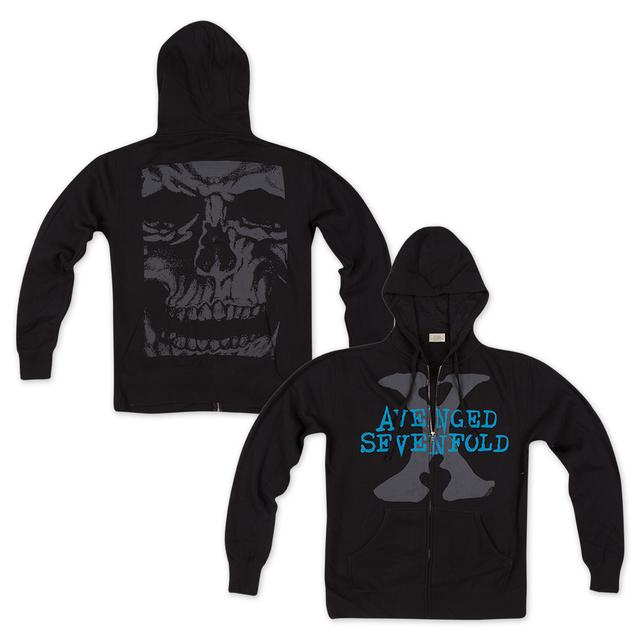 Avenged Sevenfold In Your Face Hoodie