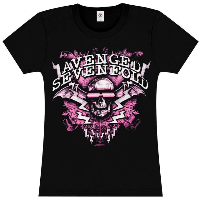 Avenged Sevenfold Deathbat Women's T-Shirt