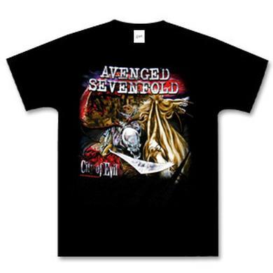 Avenged Sevenfold City of Evil T-Shirt