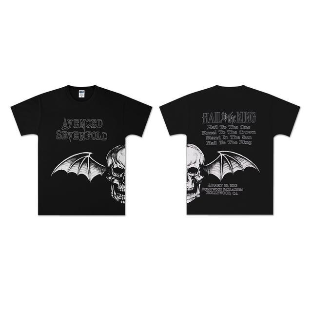 Avenged Sevenfold AV7 Palladium Event T-Shirt