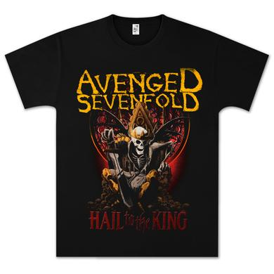 Avenged Sevenfold Hail to The King T-Shirt
