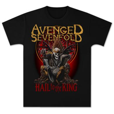 Avenged Sevenfold New Day Rises Tour T-Shirt
