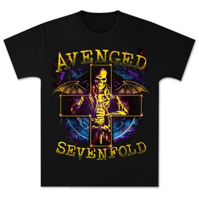 Avenged Sevenfold Stellar Tour T-Shirt
