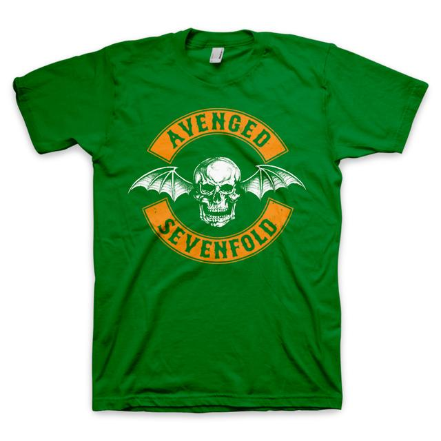 Avenged Sevenfold St. Paddy's Day T-Shirt