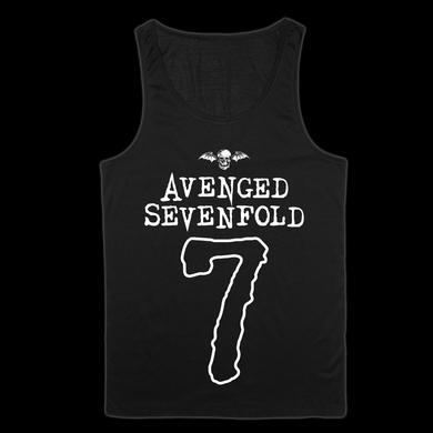 Avenged Sevenfold A7X Tank Top