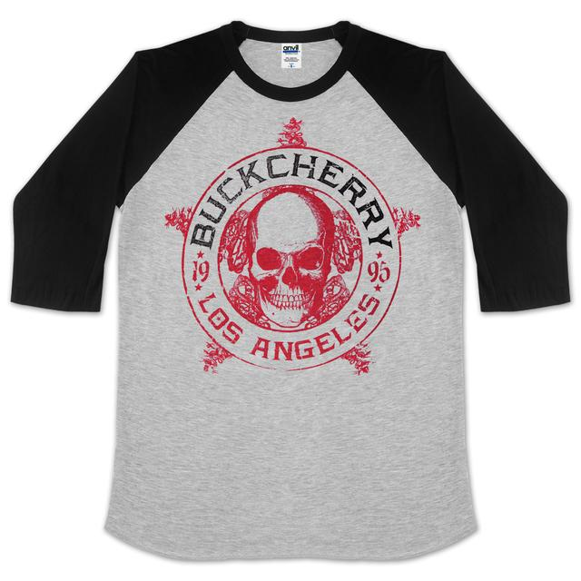 Buckcherry Baseball Raglan Shirt