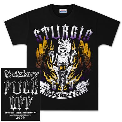 Buckcherry Sturgis 69th Anniversary T-Shirt
