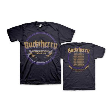 Buckcherry Stadium Tour T-Shirt