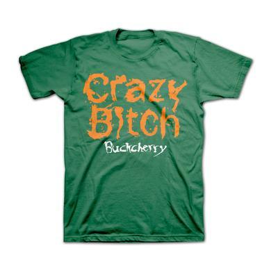 Buckcherry St. Paddy's Day Crazy Bitch T-Shirt