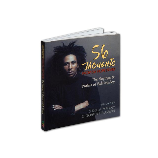 Bob Marley 56 Thoughts Pocket Book