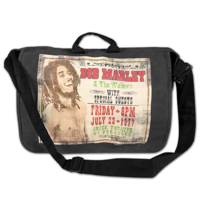 Bob Marley Wailers Messenger Bag