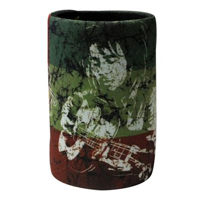 Bob Marley Rebel Music Can Cooler