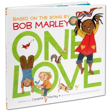 Bob Marley One Love Book
